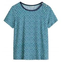 Sandwich Patterned Tshirt - 22001508