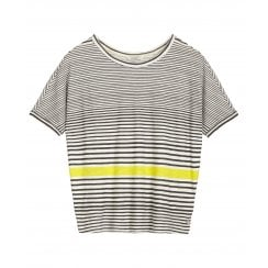 Sandwich Striped T-Shirt - 21101675