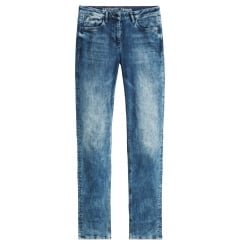 Sandwich Washed Denim Jeans - 24001339