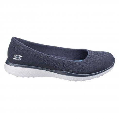 Skechers Microburst One Up Slip On Shoe