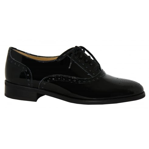 Something For Me Brogue Lace Up - 4399