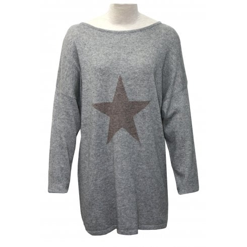 Something For Me Cashmere Sweater - Star Cashmere