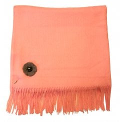 Something For Me Pashmina Scarf with Pin - 387016