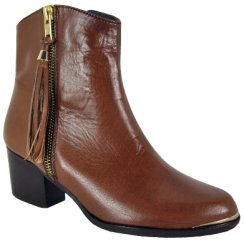 Something For Me Cowboy Style Ankle Boot 1958