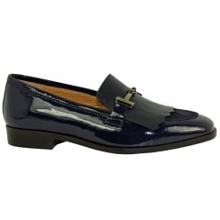 Something For Me Fringed Loafer 6764