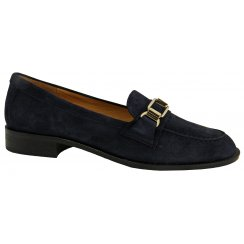 Something For Me Suede Loafer 6480