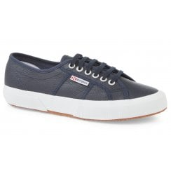 Superga Leather Trainer - 2750-EFGLU