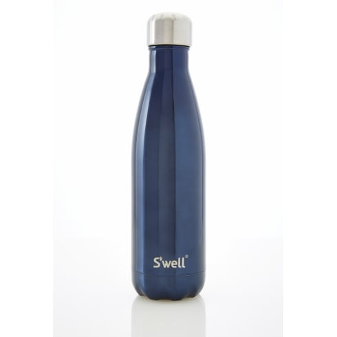 S'well BLUE SUEDE M 500ML WATER BOTTLE 17OZ