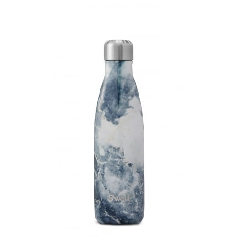 S'well Swell Bottle - Elements Collection - Blue Granite Medium - 500-ML/17-OZ