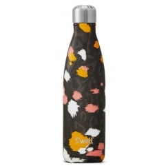 Swell Bottle - Exotic Prints - Noir Jaguar - Medium 500ML/ 17OZ