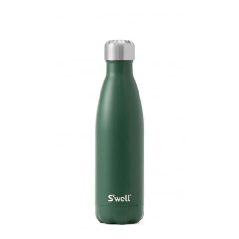 S'well Swell Bottle - Hunting Green Medium - 500-ML/17-OZ