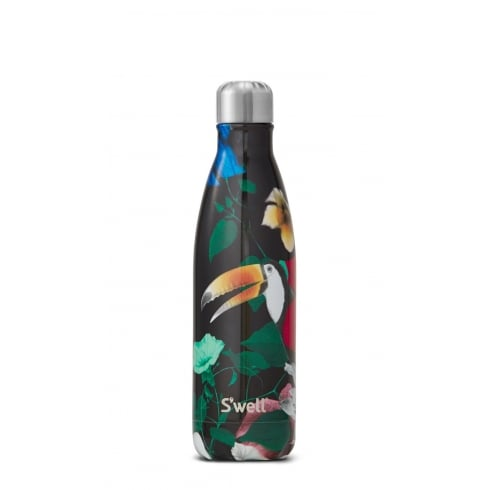S'well Swell Bottle - Resort Collection - Lush Medium - 500-ML/17-OZ