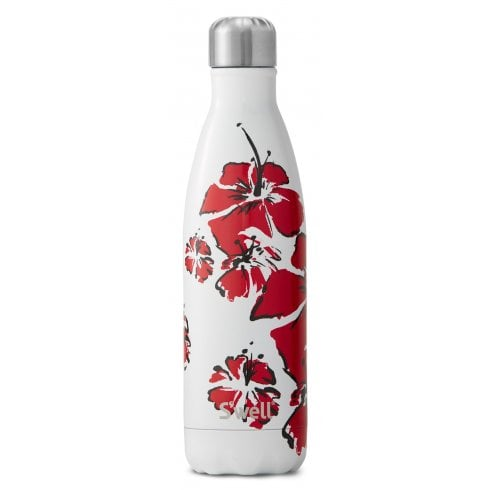 S'well Swell Bottle - Resort Florals Collection - Big Island - Medium 500ML/ 17OZ