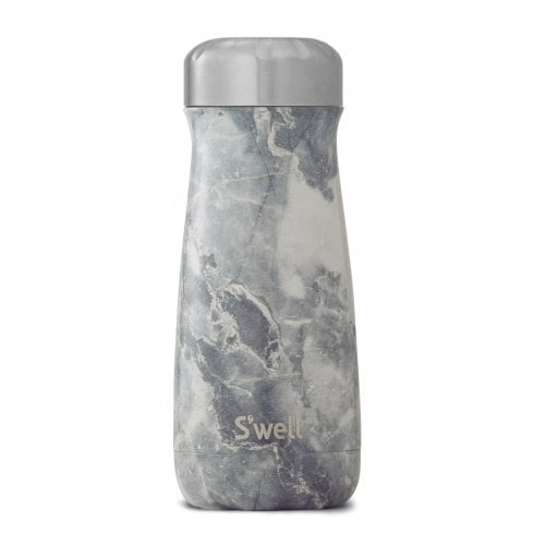 S'well Swell Traveller Bottle - Elements Collection - Blue Granite Medium - 16-OZ