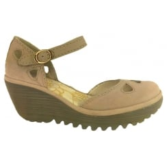 YUNA FLY LONDON WEDGE